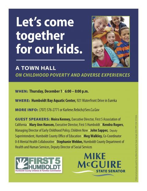 McGuire Town Hall December 1